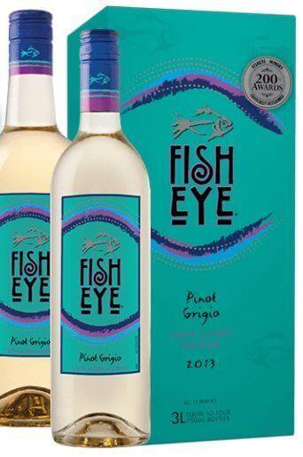 Fish eye pinot grigio for Fish eye wine