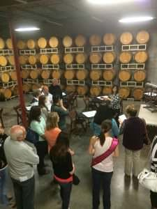 Wine Tour Sample - Mile High Wine Tours