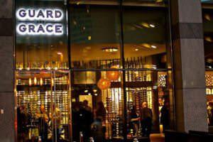 Mile High Wine Tours - top restaurants, Guard and Grace restaurant.