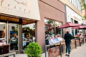Mile High Wine Tours - top restaurants, Frasca food and wine.