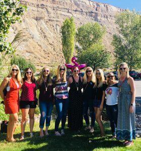 colorado wine festival bachelorette party