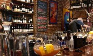 La Cour Bistro and Art Bar best bars in denver - Edited