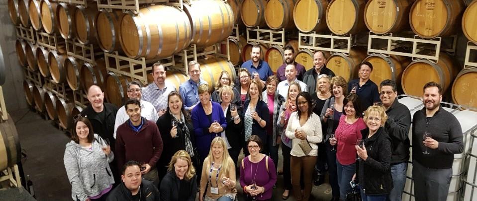 corporate wine tour denver team - Mile High Wine Tours