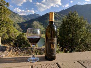 hermosa vineyards - Mile High Wine Tours